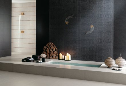 No limits decoration - Castorama carrelage salle de bain ...