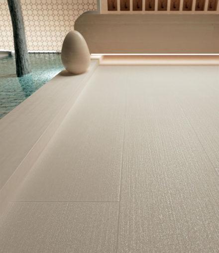 Origine the ceramic wood by novoceram for Carrelage 90x90 beige