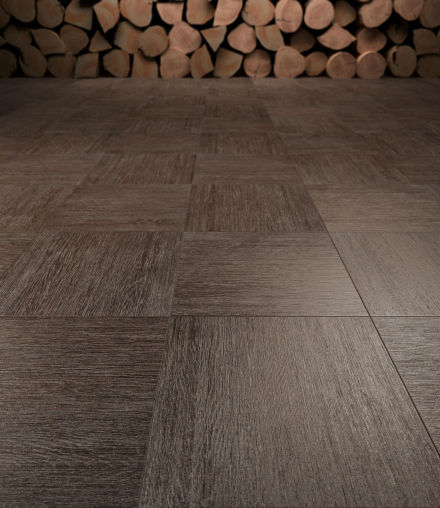 Origine the ceramic wood by novoceram for Ceramic carrelage
