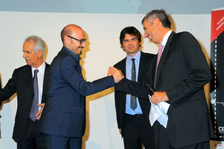 Francesco Catalano Novoceram Cersaie Awards