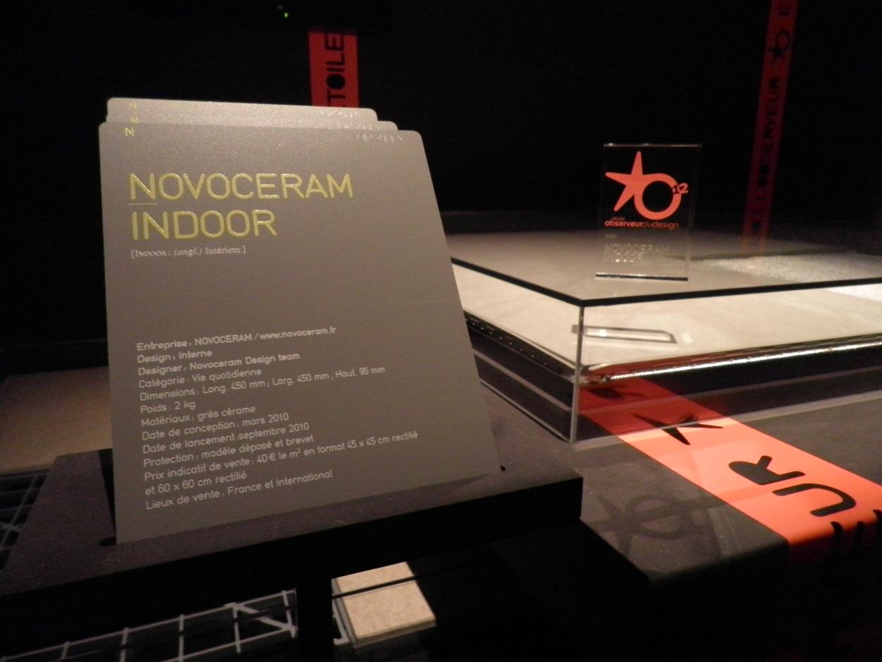 Observeur du Design 2012