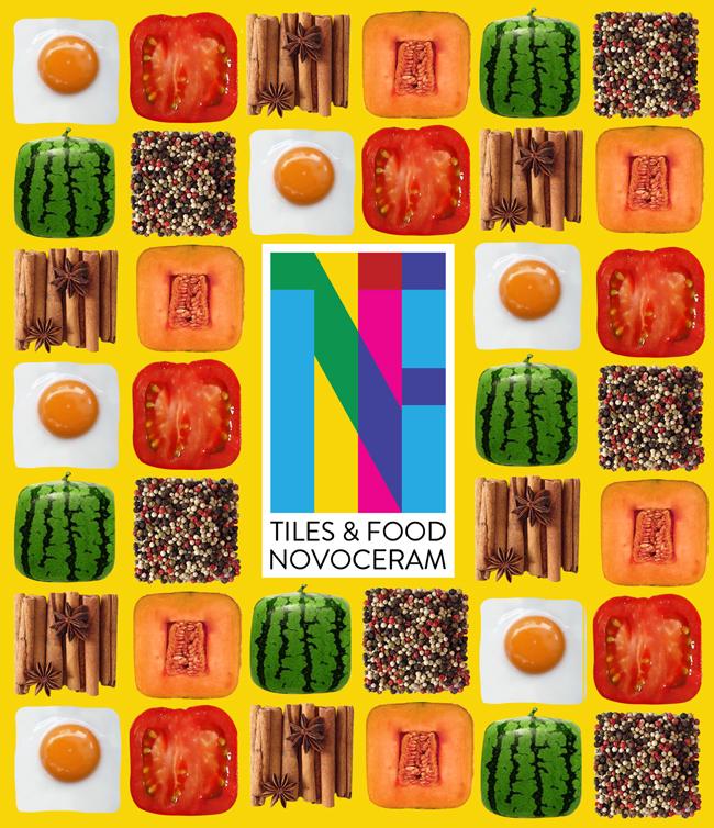 Tiles And Food Novoceram