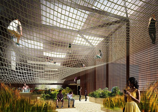 pavillon du brésil expo universelle de milan