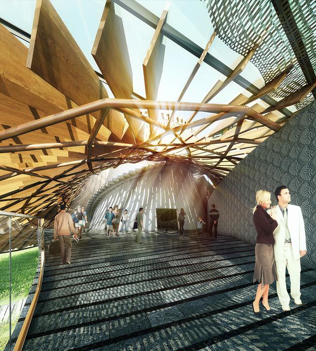 pavillon thailandais exposition universelle milan