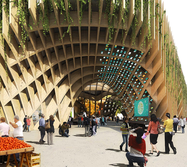 expo universelle 2015 pavillon France