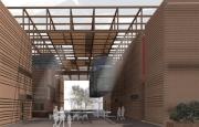 Benin Pavilion