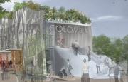 Colombia Pavilion