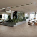 Kitchen destination effect Concrete