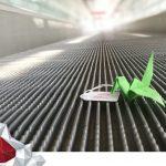 Origami, The Cranes Invasion