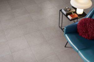 Minimal Cement Tiles effect