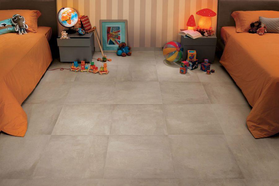 Terracotta effect tiles