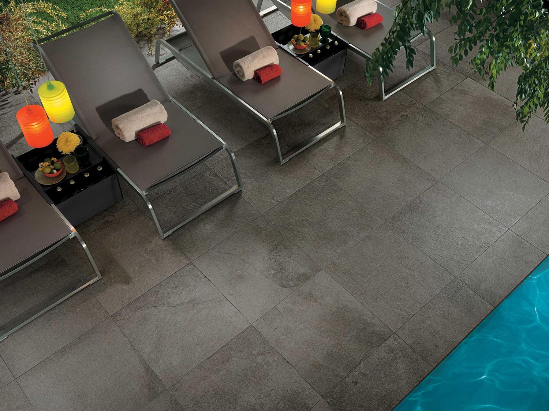Outdoor Floor Tiles That Looks Like Stone Stone Effect Tiles