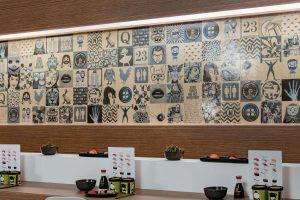 Tiles for Restaurant