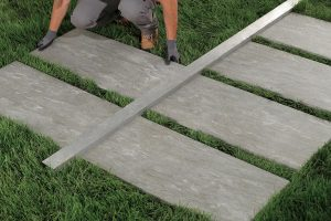 cast structure 45x90 outdoor plus laying on grass