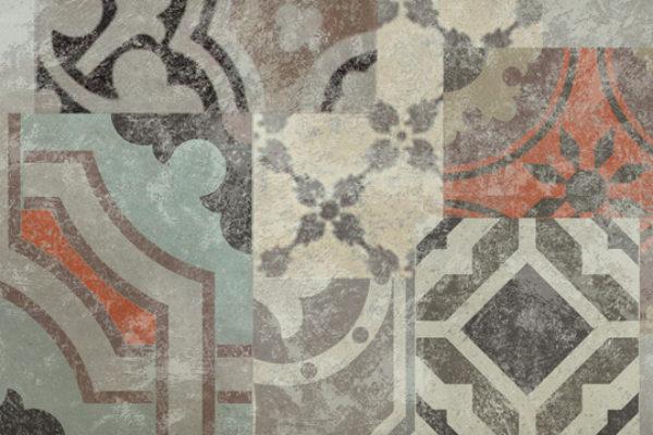Multi-coloured Kitchen Tiles | Ceramic Multi-coloured Tiles