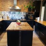 Kitchen Industrial Design
