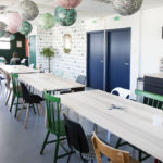 Lunchroom Indigo