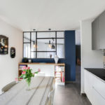 Kitchen Indigo Modern Design