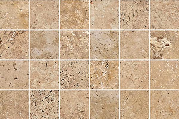 Mosaic Tiles That Looks Like Stone