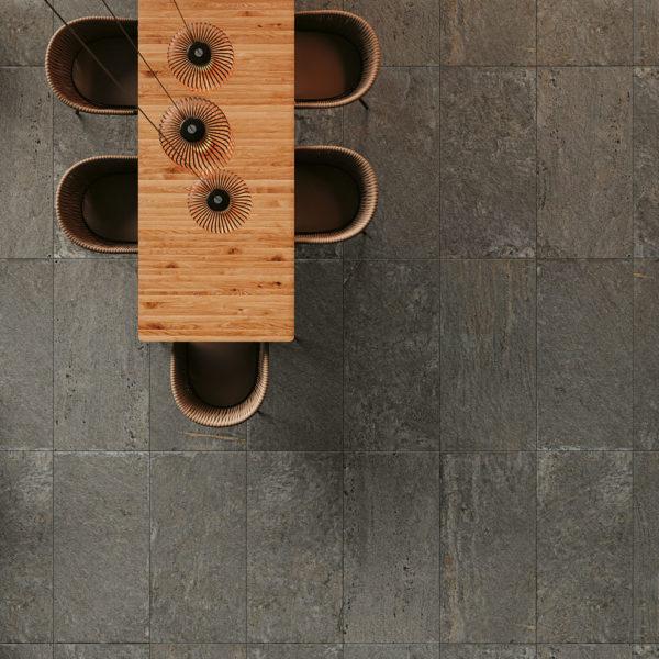 Dark Grey Tiles Anthracite Tiles Novoceram