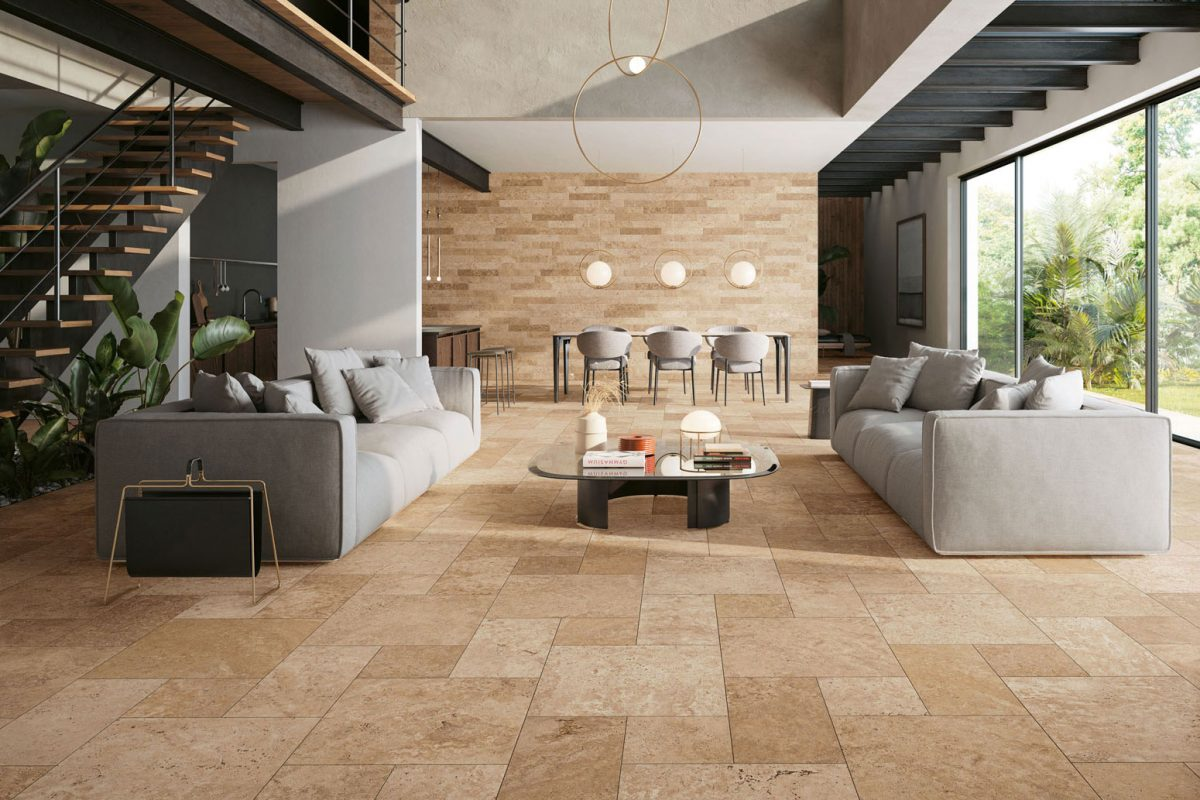 Ceramic Floor Tiles And Wall
