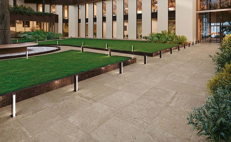 Outdoor flooring tiles 2cm