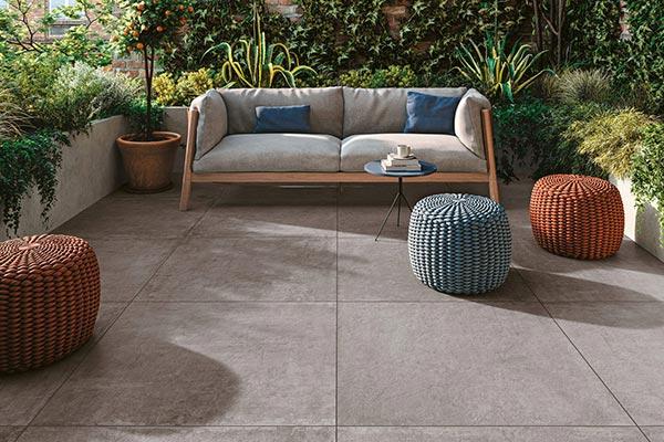 concrete exterior floor tiles