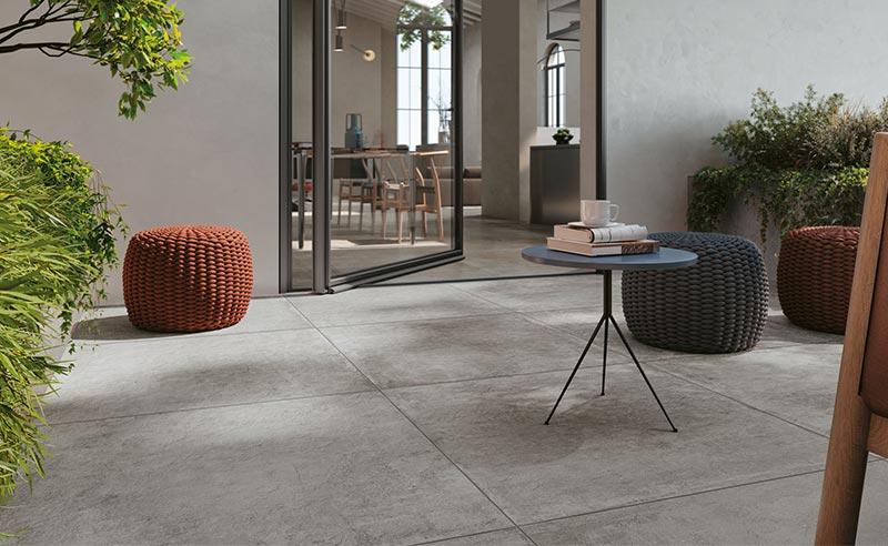 large outdoor floor tiles